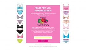 Fruit for You Sweepstakes