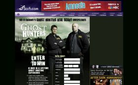 Ghost Hunters Real Scary Sweepstakes