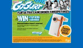 Go-GURT Flip Ultra Camcorder Sweepstakes