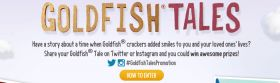 Enter The Goldfish Tales Promotion To Win Awesome Prizes