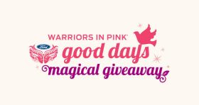 HallmarkChannel.com/FordWarriorsInPinkGiveaway – Good Days Magical Giveaway