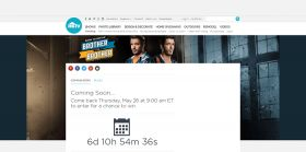 HGTV.com Celebrates The Return Of Brother Vs. Brother With a Sweeps