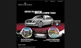 Hilton Grand Vacations 2008 Grand Giveaway