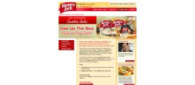 Hungry Jack Use Up The Box Recipe and Essay Contest