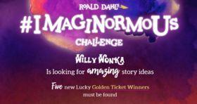 Roald Dahl's Imaginormous Challenge Contest (ImaginormousChallenge.com)