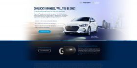 InfinityOne.HyundaiSweepstakes.com: Test Drive A Hyundai And Win An Infinity One Speaker