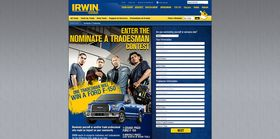 Irwin Tools Ultimate Tradesman Contest