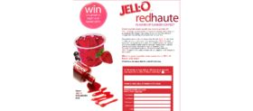 Jell-O Red Haute Flavors of Summer Sweepstakes