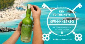 Key To The Keys Blue Chair Bay Sweepstakes 2017 (KeySweeps.BlueChairBayRum.com)