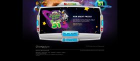 Kid Cuisine Planet 51 Sweepstakes