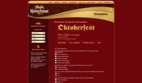 Kretschmar Oktoberfest Sweepstakes