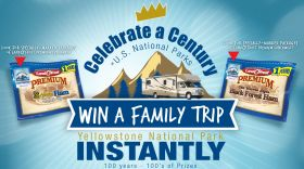 LandOFrost.com Celebrate a Century of US National Parks Sweepstakes