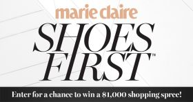 MarieClaire.com/HSNSweeps – Shoes First Sweepstakes 2016