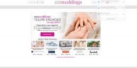 MarthaStewartWeddings.com You're Engaged Sweepstakes