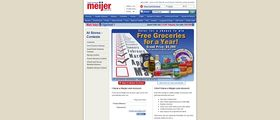 2010 Meijer Free Grocery Sweepstakes