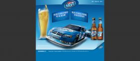 Miller Lite Racing Experience Sweepstakes and Instant Win Game