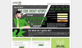 Code Cricket Sweepstakes