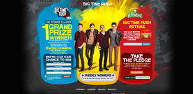 nick.com/CHEF – Big Time Rush Hometown Sweepstakes