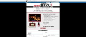 Are You Obsessed Sweepstakes and Instant Win Game