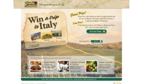 The Olive Garden Win a Trip To Italy Promotion