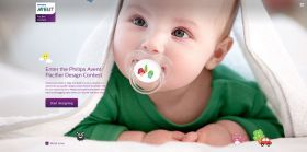Philips Avent Pacifier Design Contest