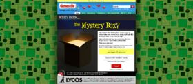 Gamesville Mystery Box Sweepstakes