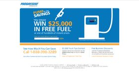 Pump Up the Savings Instant Win Game