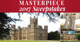 PBS MASTERPIECE Sweepstakes 2017 (PBS.org/Sweepstakes)