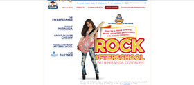 Quaker Chewy Afterschool Rocks! Sweepstakes