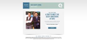QVCSweepstakes.com – QVC Scott Living Sweepstakes
