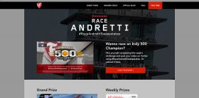 Race Andretti Sweepstakes Presented By Firestone