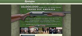 Remington 10 Millionth Model 870 Shotgun Sweepstakes