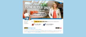 Scotch-Blue Painter's Tape Renew Your Space Instant Win Game