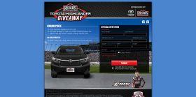 ResersRacing.com: Reser's Toyota Highlander Giveaway