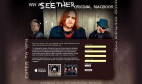Seether iTunes Originals – MacBook Sweepstakes