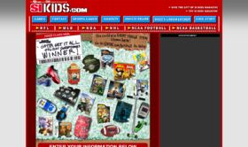 Sports Illustrated KIDS Gotta Get It All Holiday Sweepstakes