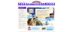 Spreading Smucker's Traditions Recipe and Essay Contest