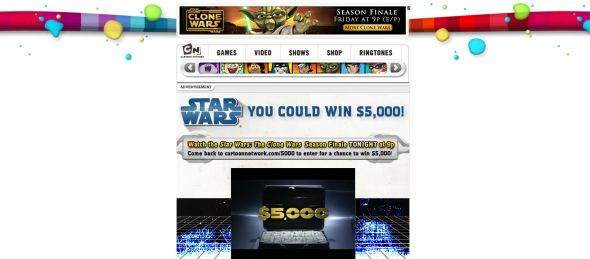 Hasbro Star Wars Clone $5000 Giveaway Sweepstakes