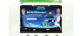 LeapFrog Chosen One Star Wars Sweepstakes