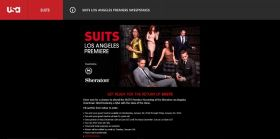 Attend The Suits Premiere In Los Angeles