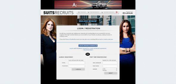 suitsrecruits.usanetwork.com – Suits Recruits Sweepstakes