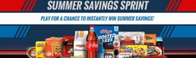 SummerOfChampions.com – Kroger Summer Of Champions Instant Win Game