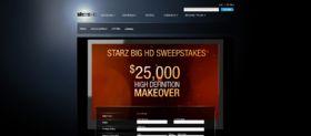 Starz Big HD Sweepstakes