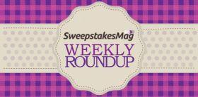SweepstakesMag Weekly Roundup (March 20 – 26, 2016)
