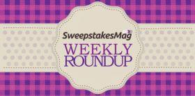 SweepstakesMag Weekly Roundup (November 20 – November 26, 2016)