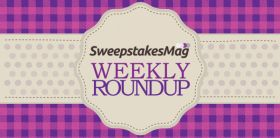 SweepstakesMag Weekly Roundup (April 17 – 23, 2016)