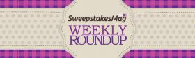 SweepstakesMag Weekly Roundup (October 16 – October 22, 2016)