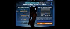 Swimsuit Photo Shoot Sweepstakes
