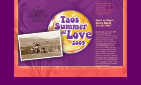 Taos Summer of Love Sweepstakes