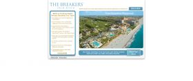 Breakers Dream Vacation Sweepstakes